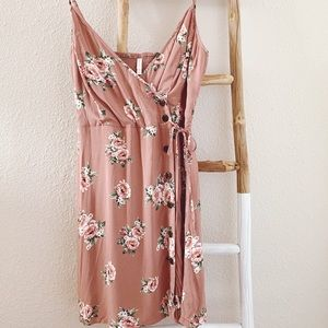 Xhilaration Floral Mini Dress
